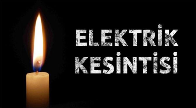 Mersin Elektrik Kesintisi, 3 - 4 Ağustos Kesintileri