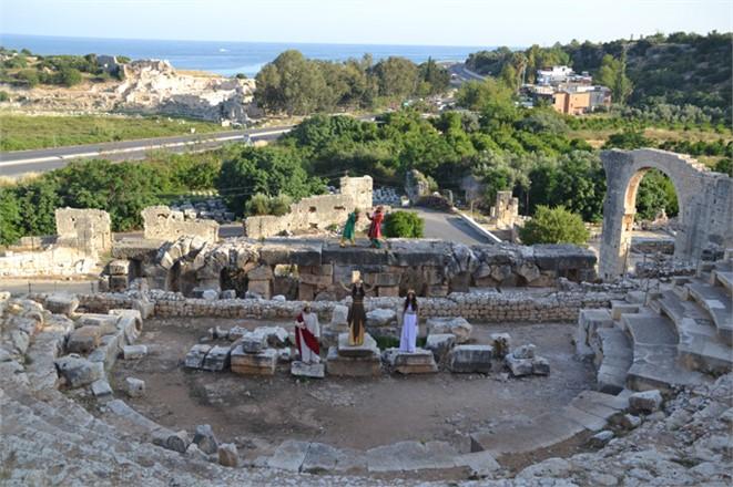 2000 Yıl Sonra Perdeler Yeniden Açılıyor