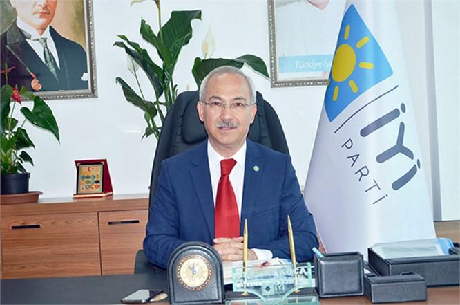 İYİ Parti Mersin İl Başkanı Servet Koca'dan Hakkari Saldırısı İçin Taziye Mesajı