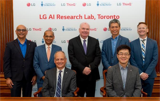 LG, Hayata Geçirdiği Yapay Zeka Araştırma Laboratuvarlarında Yapay Zekanın Geleceğini Tanı..