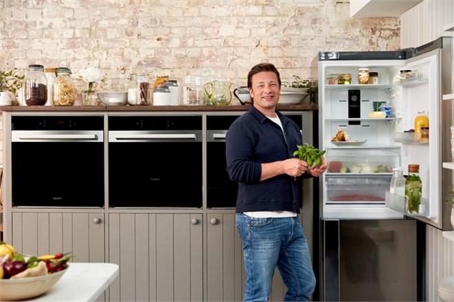 """Hotpoint ve Jamie Oliver'dan daha iyi gıda alışkanlıklarını teşvik etmek için """"Unutulmuş G.."""