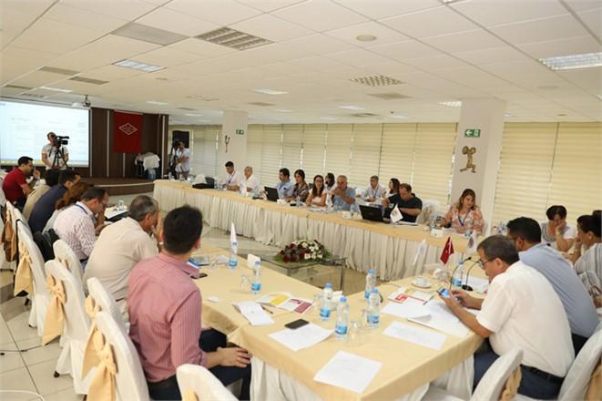 Mersin'de Sürdürülebilir Kalkınma Hedefleri Çalıştayı Sona Erdi