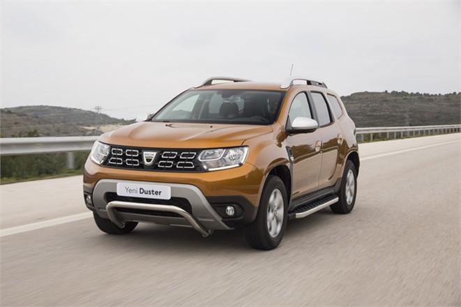 Dacia'dan Ağustos Ayına Özel Hurda Ek İndirimi ve Hafif Ticaride Sıfır Faiz