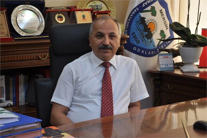 """Dinçer """"Mersin TSG Stadı ve Çevresi Kent Meydanı Olmalı"""""""