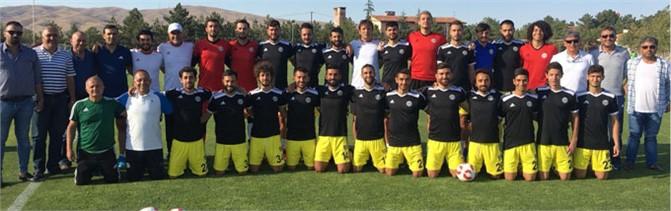 Tarsus İdman Yurdu Spor Kulübü 1.Etap Kampını Bitirdi