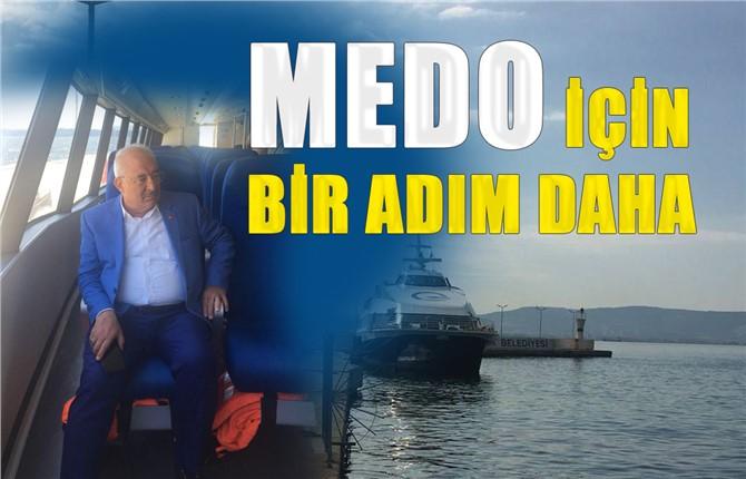 Mersin'de Deniz Otobüsü Projesi İçin Bir Adım Daha Atıldı, MEDO (Mersin Deniz Otobüsü)
