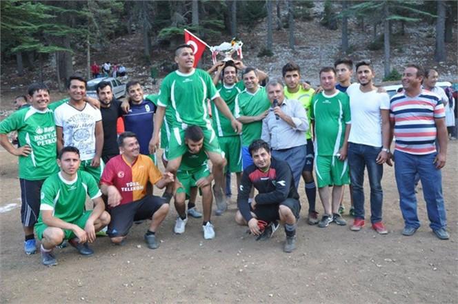 Mersin Anamur'da Yayla Kupası İçin Hazırlıklar Başladı