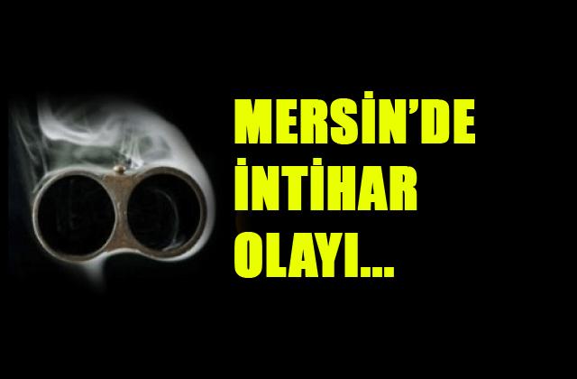Mersin'de 16 Yaşındaki Genç Gece Yarısı Av Tüfeğiyle İntihar Etti