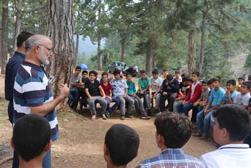 Tarsus Müftülüğünden Sosyal Medya ve Gençlik Projesi