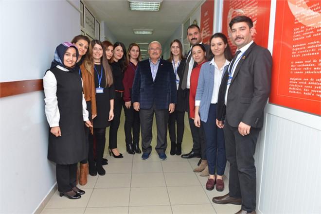 Mersin Büyükşehir'in Eğitim ve Öğretimi Destekleme Kursu'ndan Yks'de Büyük Başarı