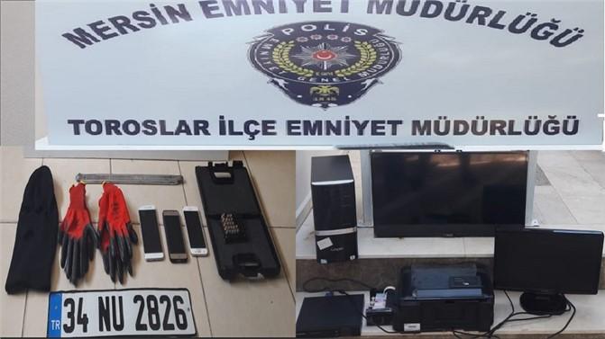 Mersin Polisi Kanun Kaçakçılarına ve Suç Faillerine Geçit Vermiyor