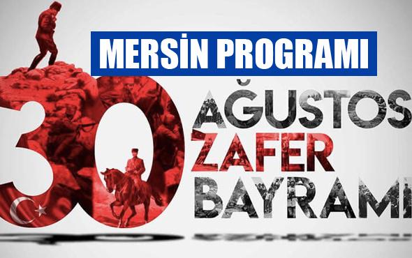Mersin'de Zafer Bayramının 96. Yıldönümü Kutlama Programı Belli Oldu