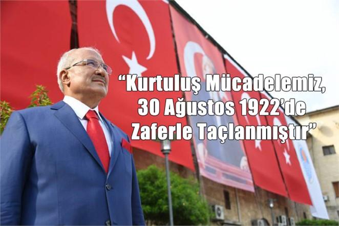 Başkan Kocamaz 30 Ağustos Zafer Bayramını Kutladı