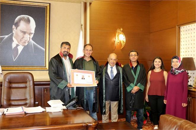 Mersin'de Savcılığı Bırakıp Avukat Oldu