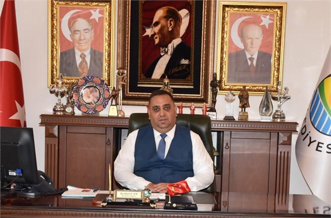 Mersin Tarsus Belediye Başkanı Şevket Can, Bakan Çavuşoğlu ve Ataoğlu İle Görüştü
