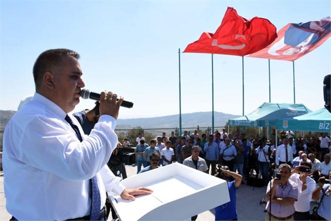 Başkan Can Seçim Startını Eshab-ı Kehf'ten Verdi