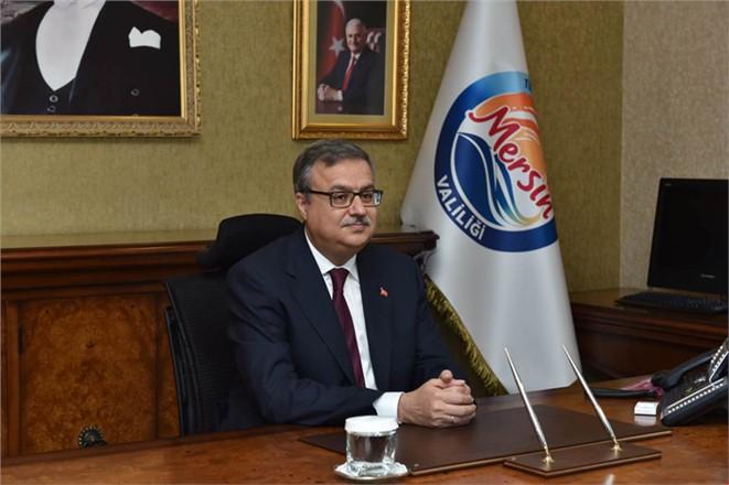 Mersin Valisi Ali İhsan Su'dan Gaziler Günü Mesajı