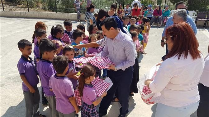 Anamur Belediye Başkanı Türe, Çocuklarla Buluştu