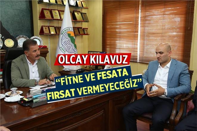 """MHP Mersin Milletvekili Kılavuz: """"Fitne ve Fesata Fırsat Vermeyeceğiz"""""""