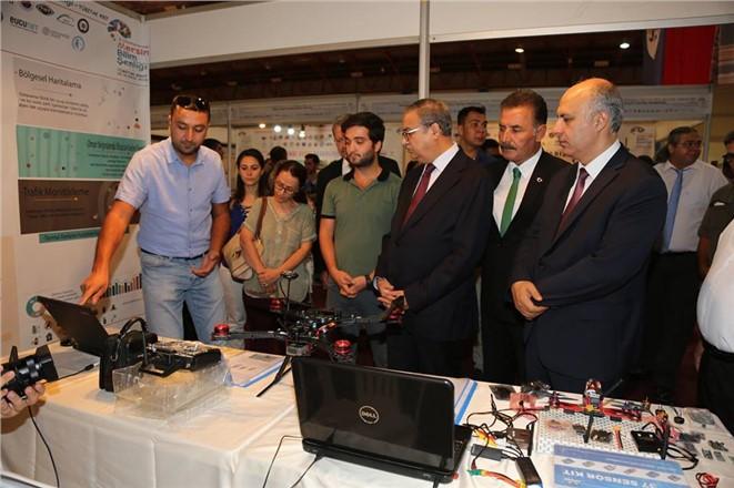 Mersin'de 3. Uluslararası Bilim Şenliği Başladı