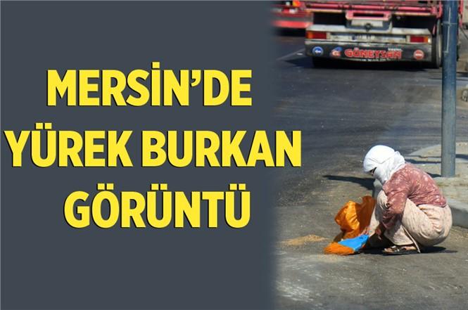 Mersin'de Yürek Burkan Görüntü
