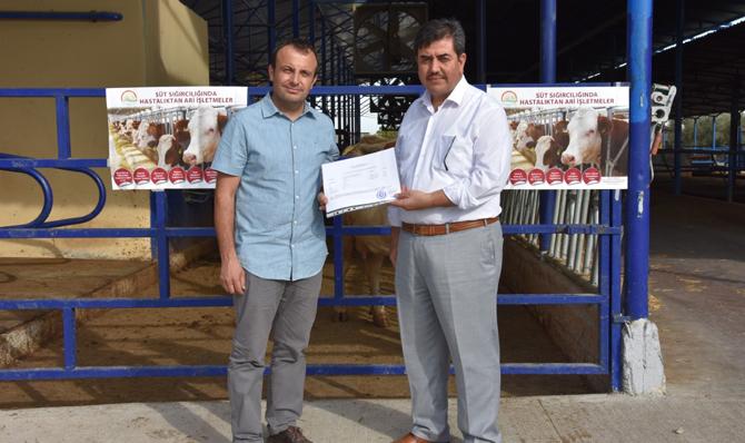 Mersin Tarsus'ta Bir İşletme Ari Belgesi Aldı. Ari Belgesi Nedir?