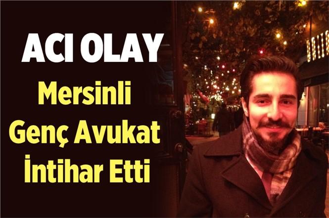Mersinli Genç Avukat Gökhan Vural Arı(30), İstanbul'da Yaşamına Son Verdi