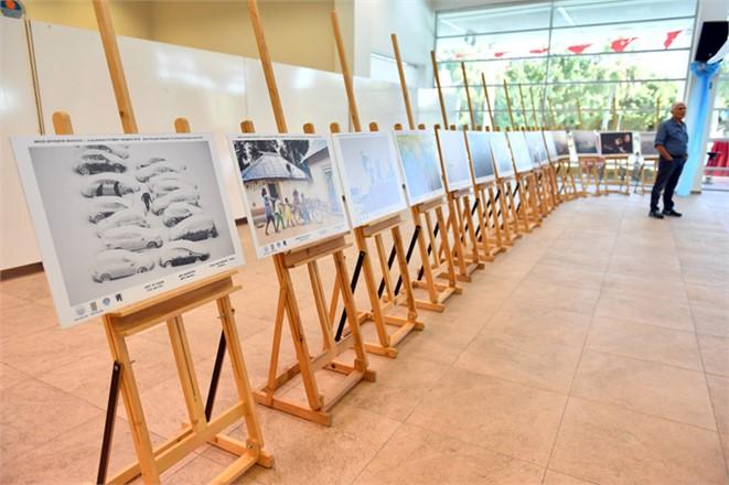 Uluslararası Fotoğraf Yarışması'nın Kazananları Ödüllerini Aldı