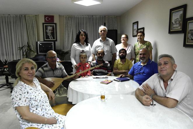 Tarsus'ta Şiir Akşamları Yeniden Başlıyor