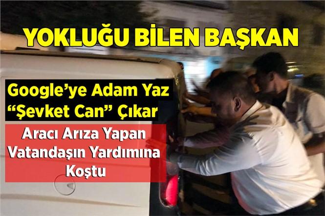 Tarsus Belediye Başkan Can Yine Gönülleri Fethetti
