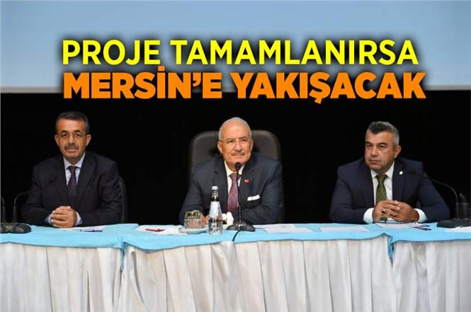 Mersin Büyükşehir Meclisi Ekim Ayı Toplantısı Gerçekleştirildi