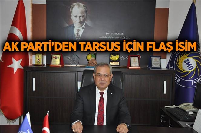 AK Parti'den Tarsus İçin Flaş İsim: Mustafa Kemal Karaoğlu İsmi Gündem Yarattı