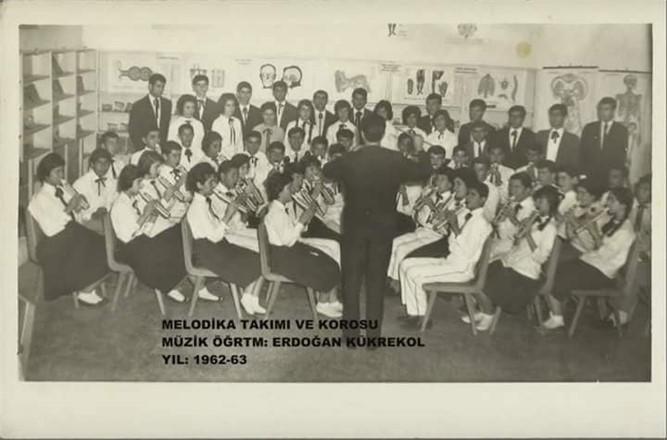 Türkiye'nin İkinci Şehit Öğretmeni Erdoğan Kükrekol