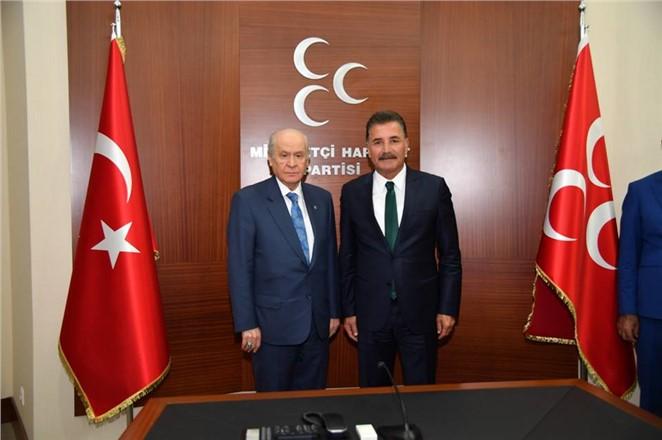 Genel Başkan ''Mersin Büyükşehiri ve Tüm İlçeleri İstiyorum'' dedi