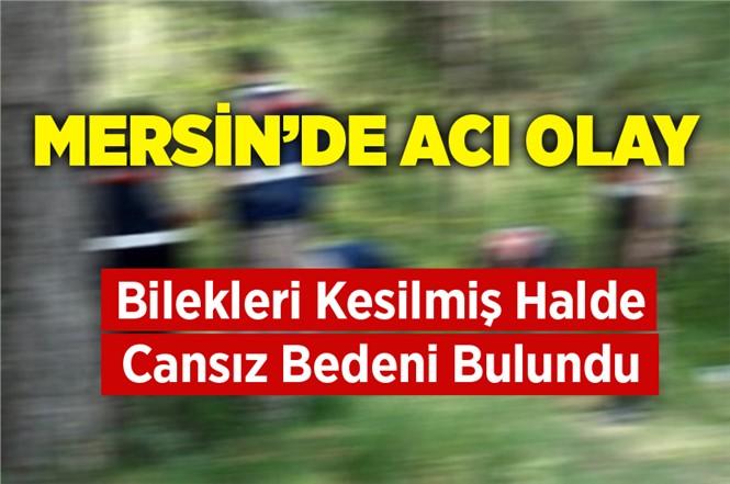 Mersin Tarsus'ta Şüpheli Ölüm! Nasıf Şen Hayatını Kaybetti