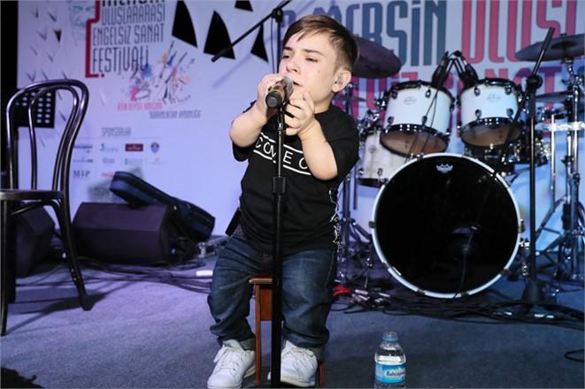 2.si Düzenlenen Uluslararası Engelsiz Sanat Festivali Coşkusu Mersin'i Sardı