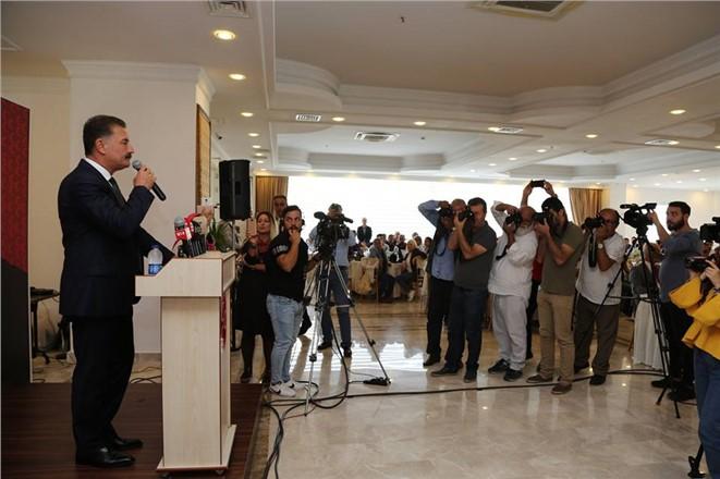 MHP Mersin Teşkilatı ''Büyükşehir Adayımız Hamit Tuna''