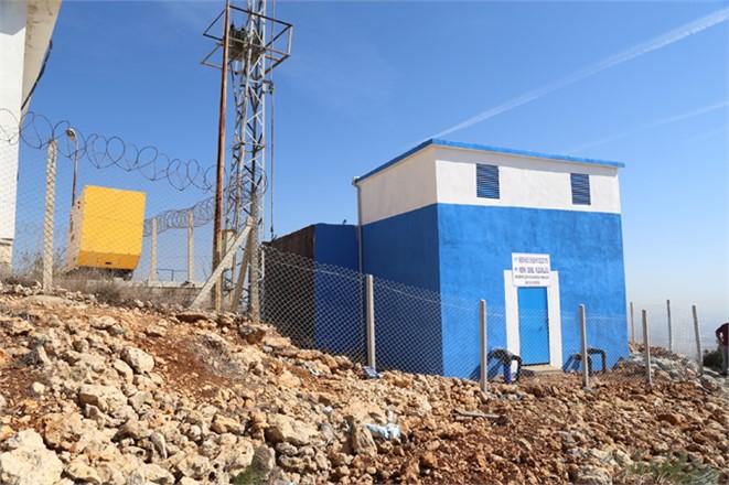 MESKİ, Yenişehir Kocahamzalı Mahallesine Yeni Bir Su Deposu Kazandırdı