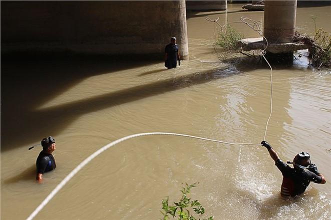 Mersin'de Irmağa Atlayan Feride'den Hâlâ Haber Yok