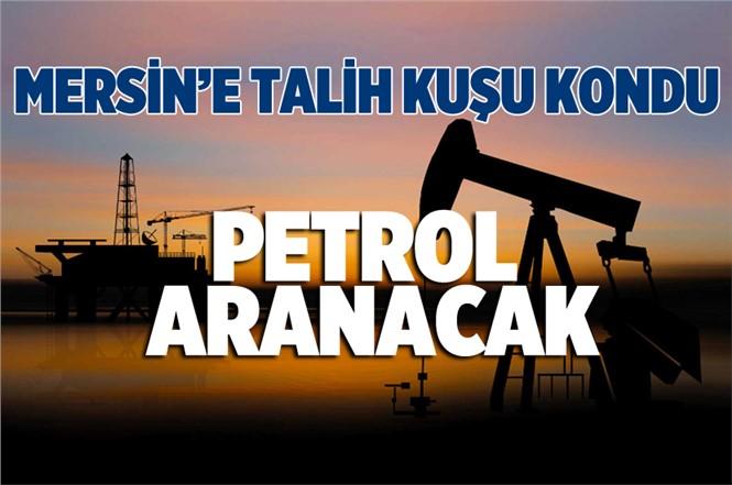 Mersin'de Sığ Sularda Petrol Aranacak