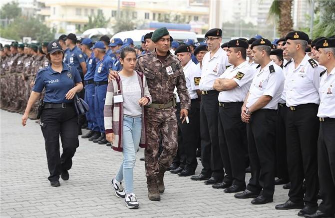 Mersin'de Özel Harekat Polisi Ali Karapınar Görev Sırasında Şehit Oldu