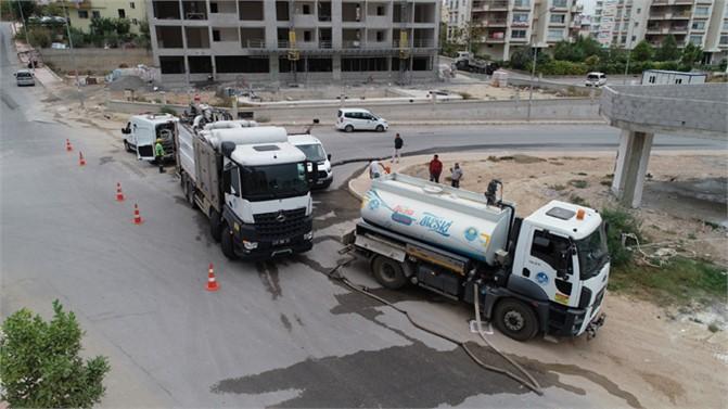 MESKİ Izgara ve Kanal Temizlik Çalışmalarını Sürdürüyor