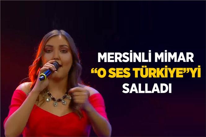 Mersinli Deniz Özölmez, 'O Ses Türkiye'yi Salladı