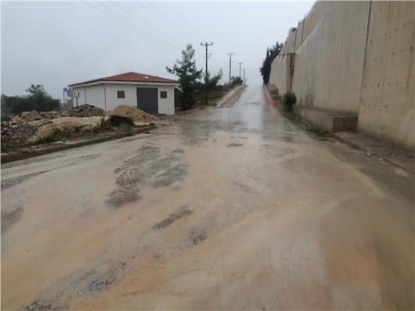 Mersin Organize Saniyi Bölgesinin Yolları Çileden Çıkartıyor