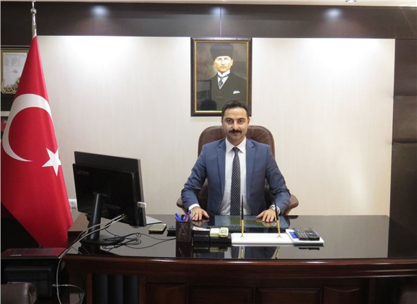 Mersin Gülnar İlçe Kaymakamı Mustafa Ayvat Göreve Başladı