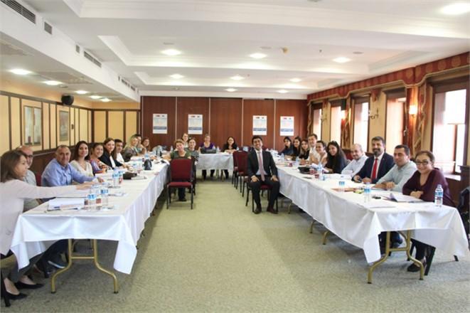 """Mersin Baro Başkanı Yeşilboğaz: """"Konkordato Suistimal Edilmemeli"""""""