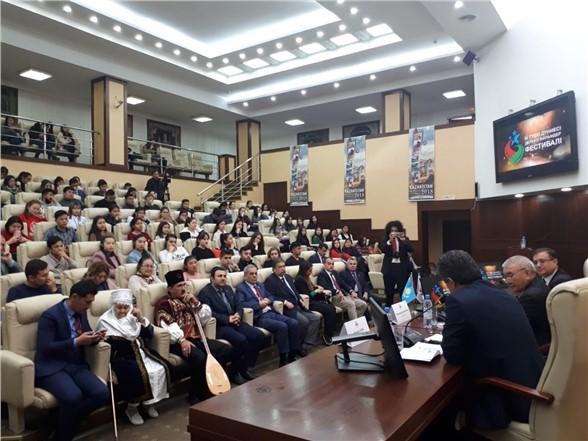 Türk Dünyası Belgesel Film Festivali Özbekistan Gösterimleri Tamamlandı