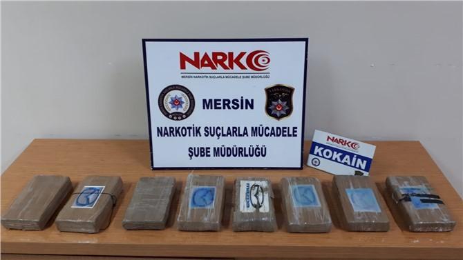 Mersin'de Muz Yüklü Gemiden Kokain Çıktı