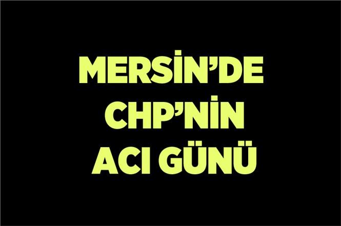 CHP Tarsus A.Adayı Haluk Bozdoğan'nın Annesi Hidayet Bozdoğan Vefat Etti