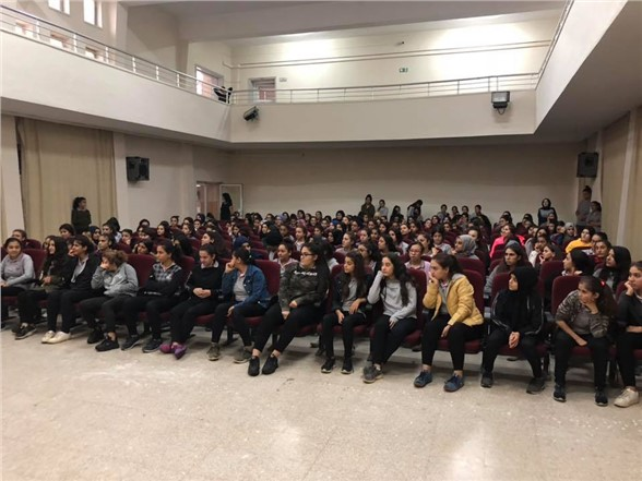 Tarsus Belediyespor Yönetiminden Konferans